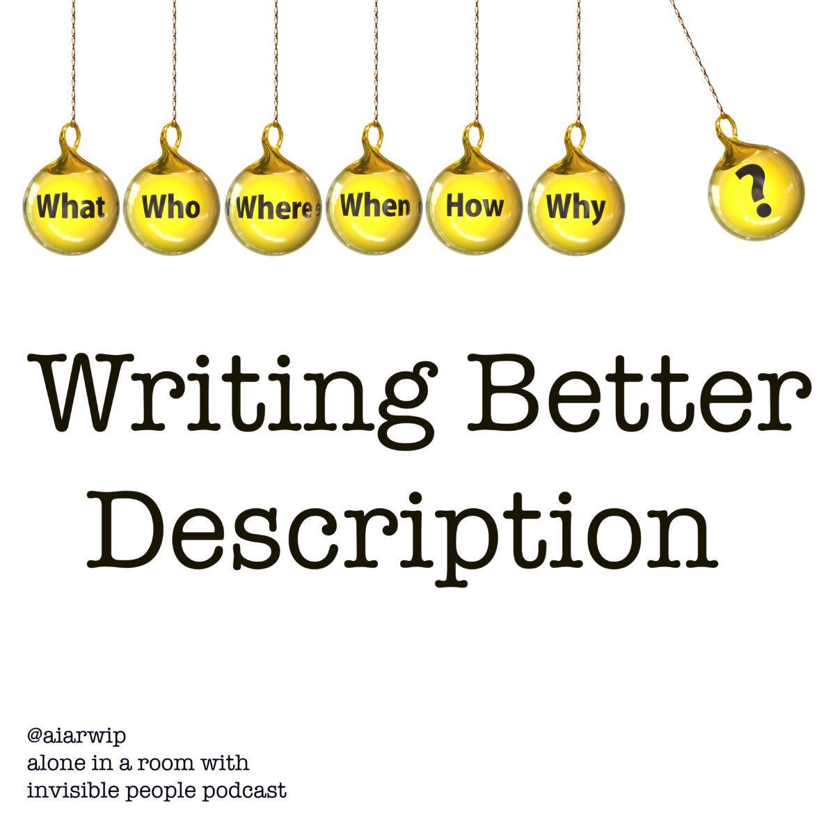 Episode 17: Writing Better Description