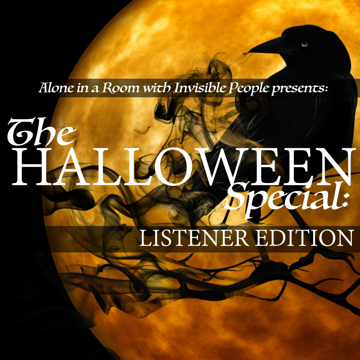 Episode 18: Halloween Special: Listener Edition