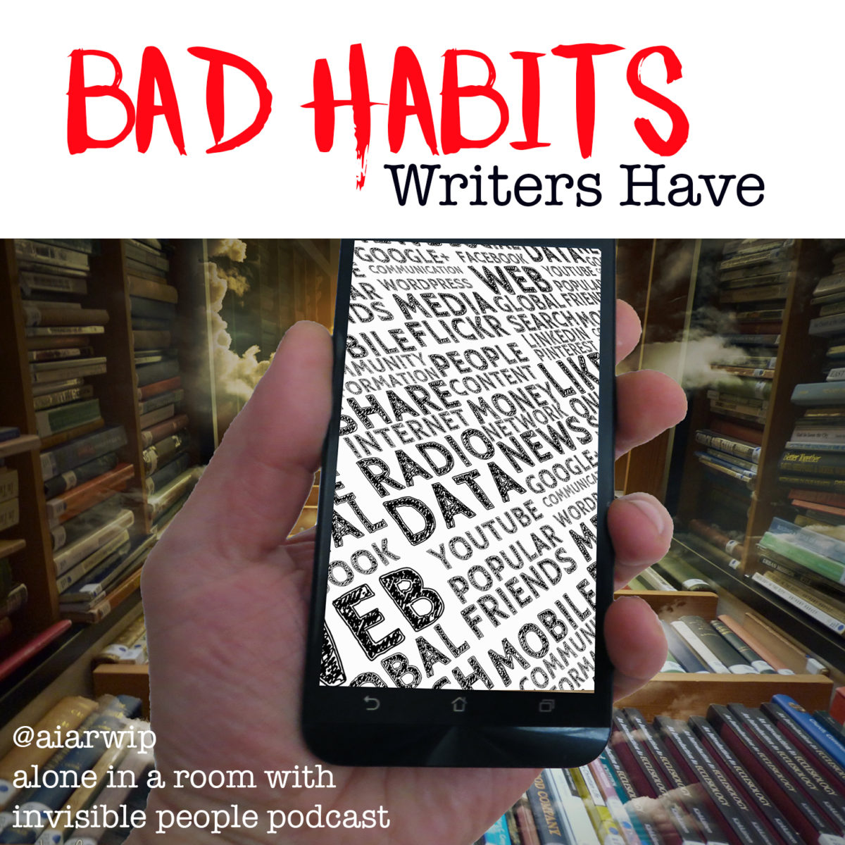 Episode 22: 16 Bad Habits Writers Have