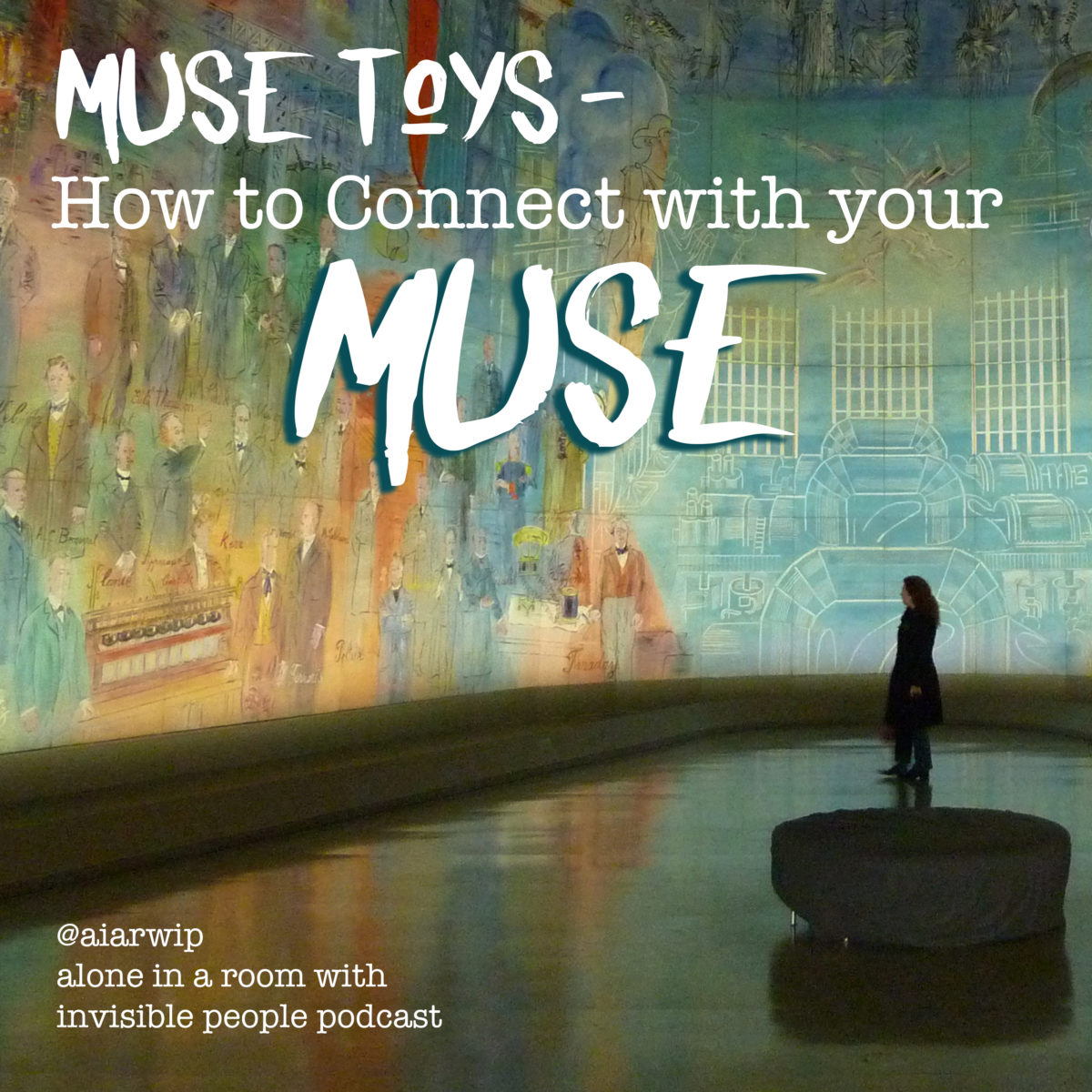 Episode 46: Muse Toys – How to Connect with your Muse