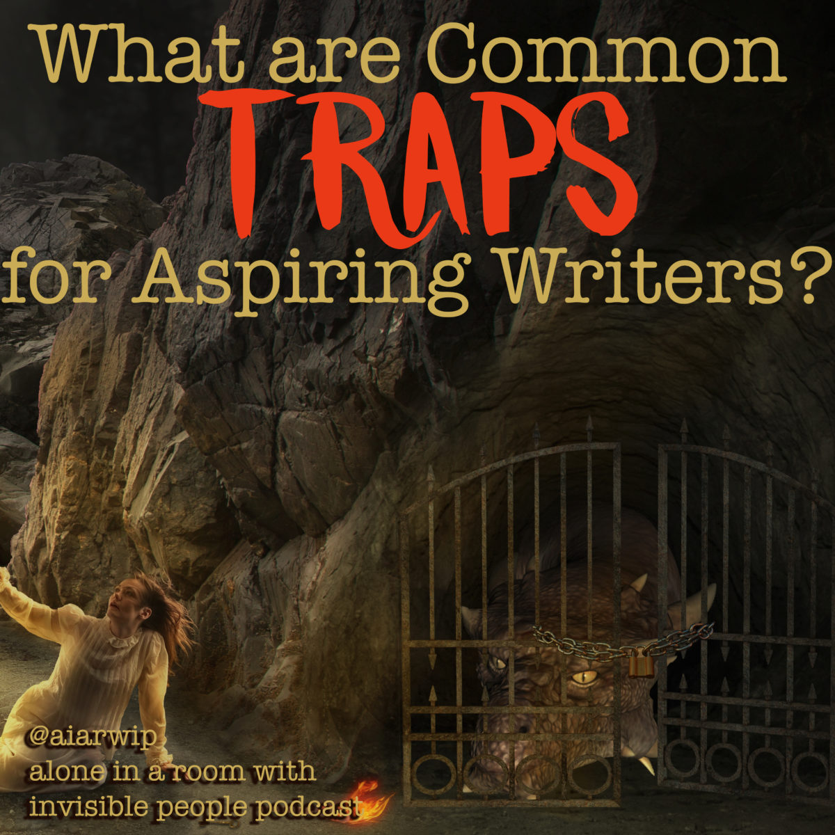 Episode 66: What are Common Traps for Aspiring Writers?