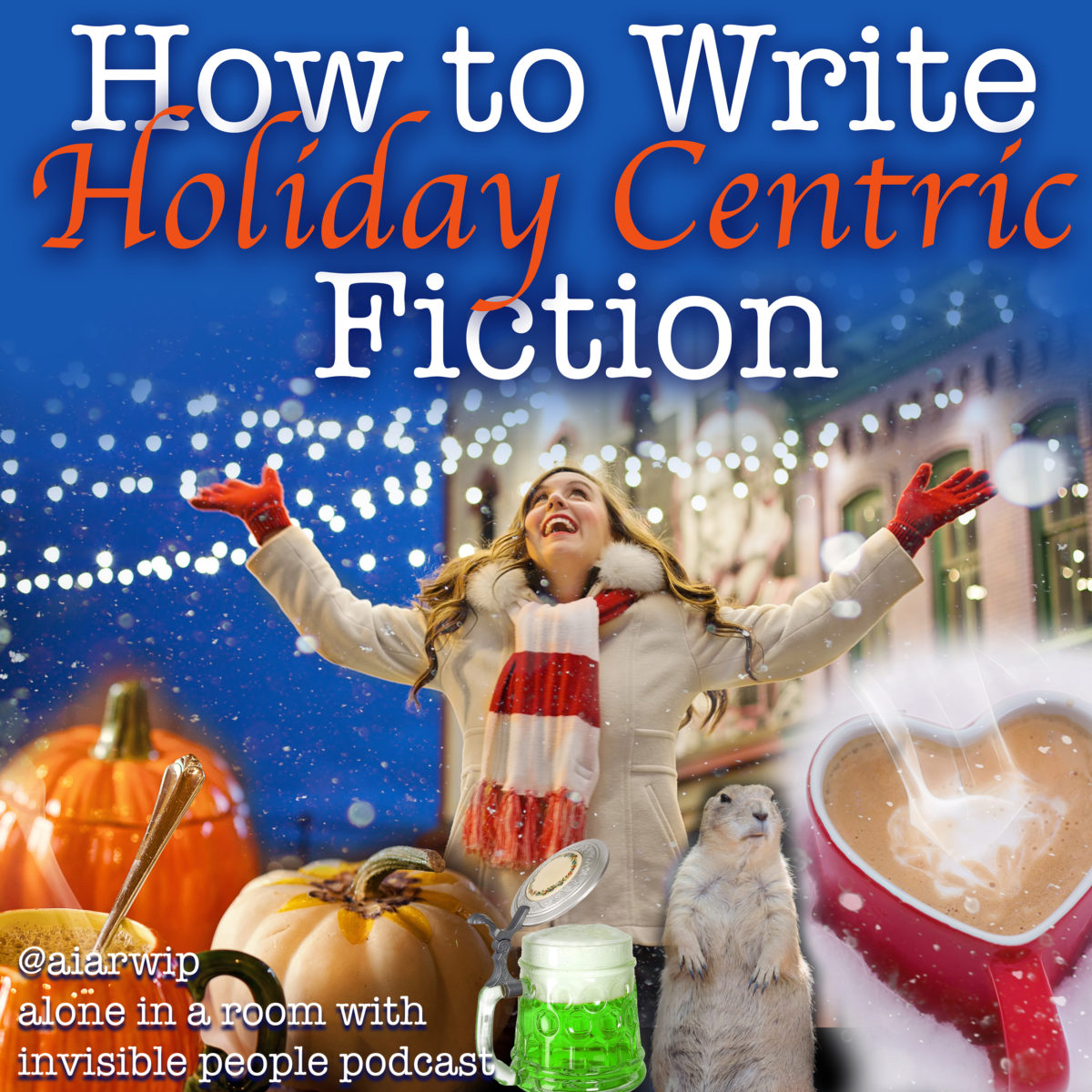 Episode 86: How to Write Holiday Based Stories