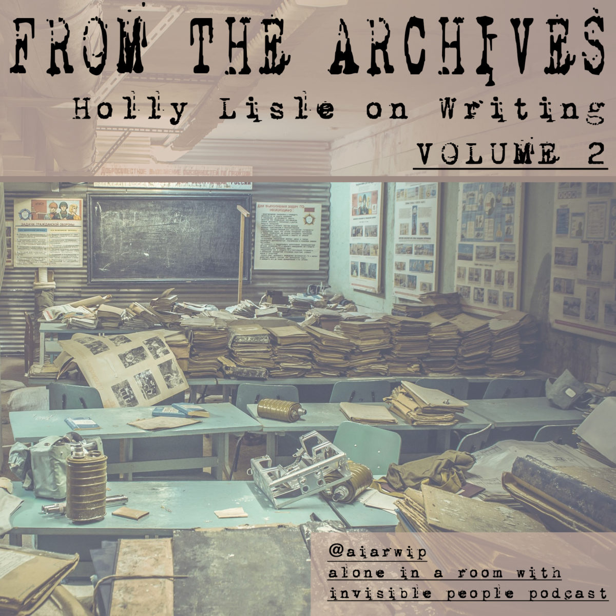 Episode 90: From The Archives: Holly Lisle on Fiction – Part Two