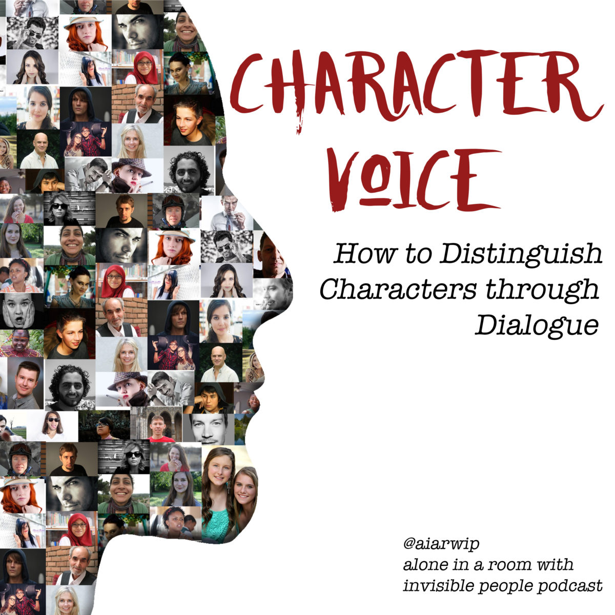 Episode 96: Character Voice – Distinguishing Your Characters