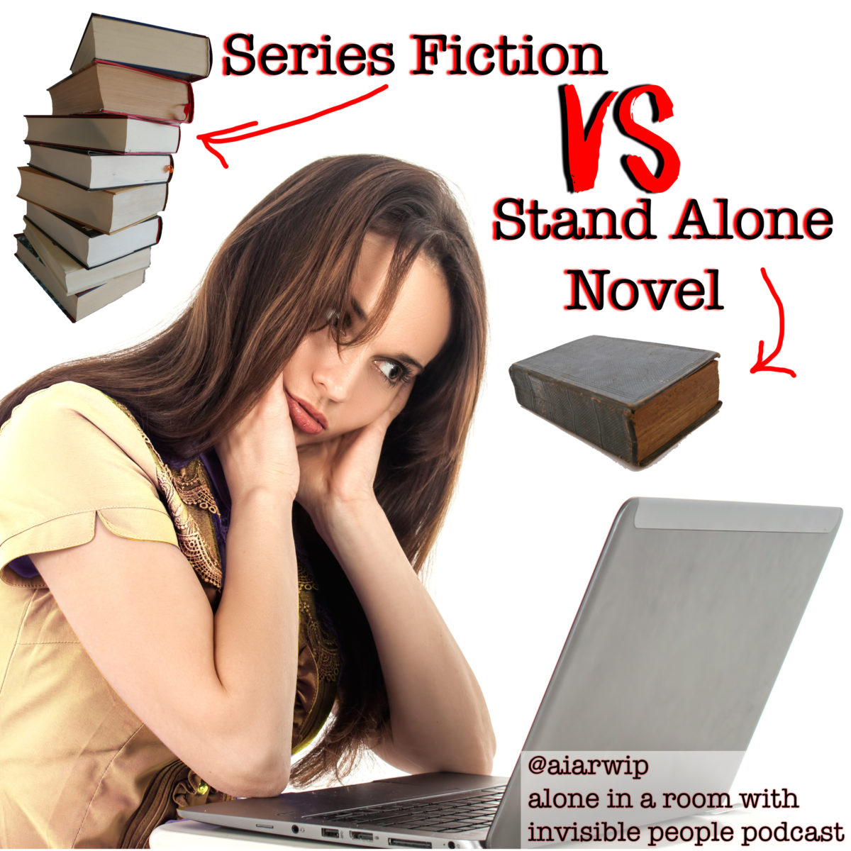 Episode 98: Series Fiction VS Stand Alone Book