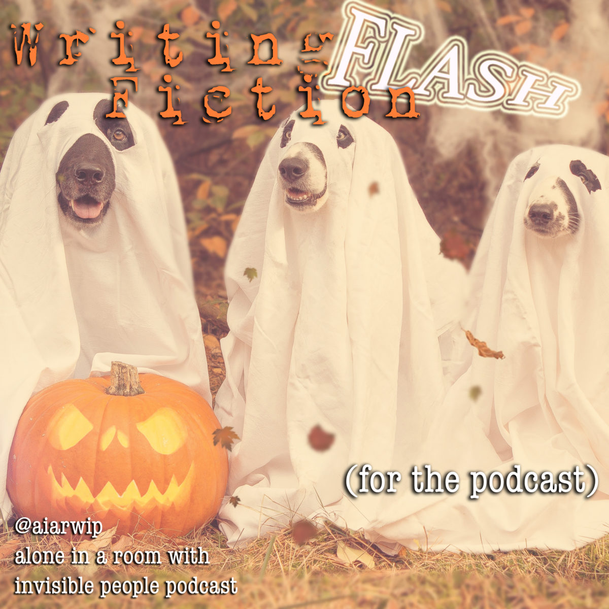 Episode 115: Flash Fiction for Halloween – Finished Examples, Tips and Off the Cuff Ideas