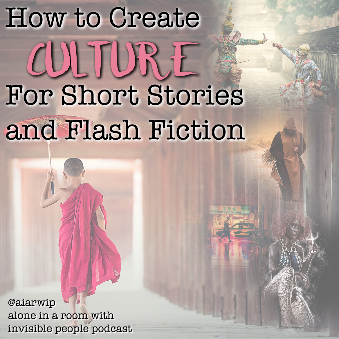 How to Create Culture for Short Stories and Flash Fiction