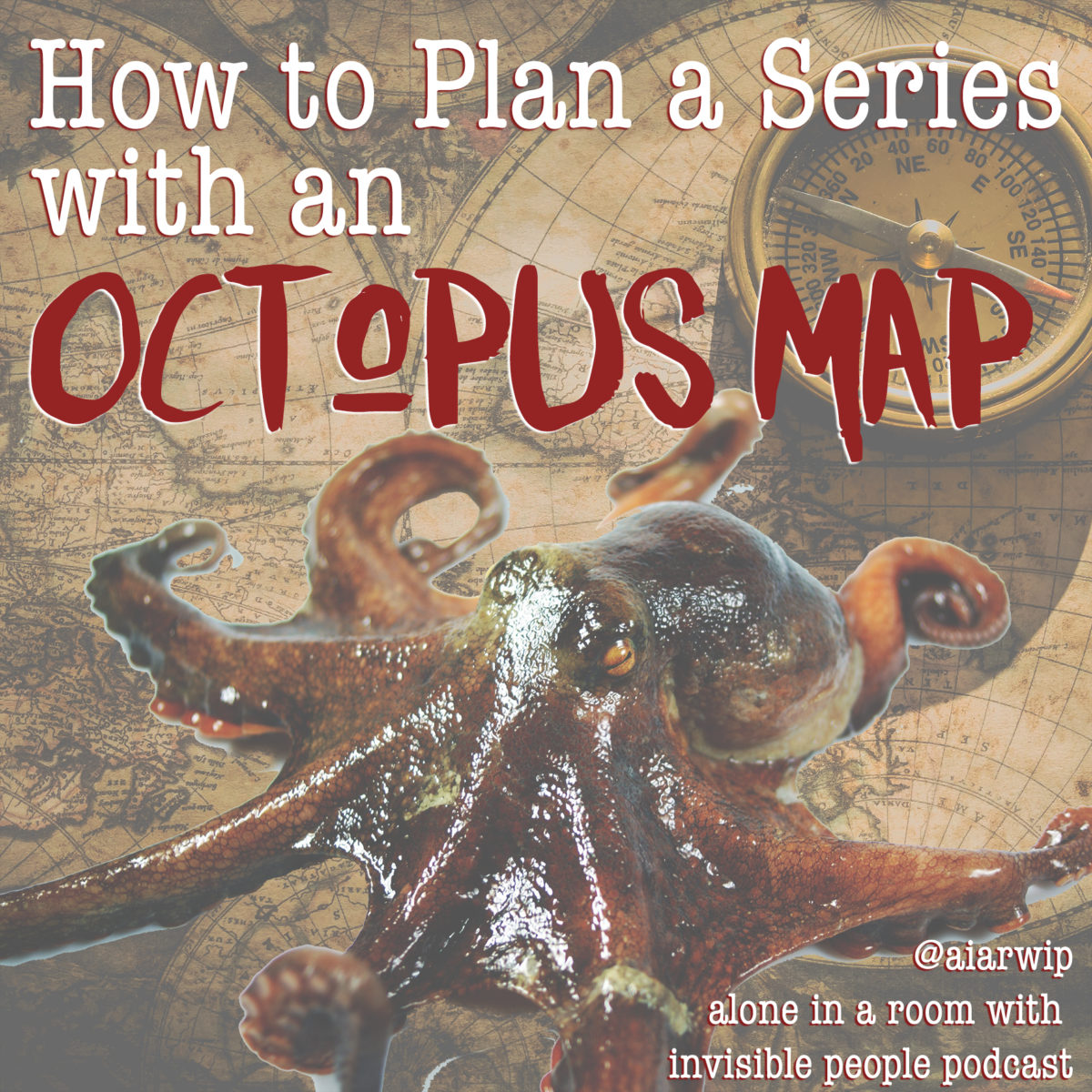How to Plan a Series with an Octopus Map