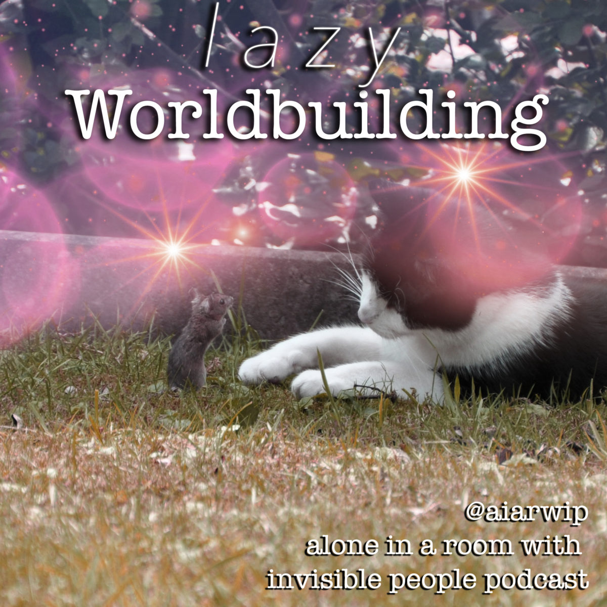 Lazy Worldbuilding Workshop – Live and on the Fly